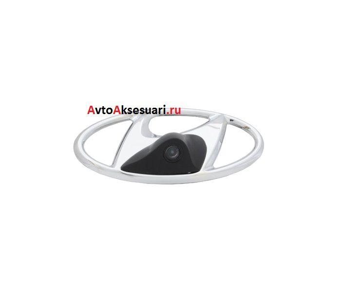 камера переднего обзора hyundai solaris