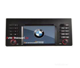 Штатная магнитола для BMW 5 E39 95-03/ X5 E53 99-06 / 7 E38 94-01