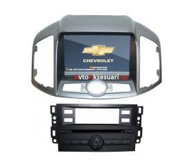 Штатная магнитола для Chevrolet Captiva 2012