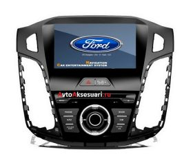 Штатная магнитола для Ford Focus 3