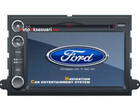 Штатная магнитола для Ford Fusion 05-09/ Explorer 06-10/ Expedition 07-10/ Mustang 07-09/ Escape