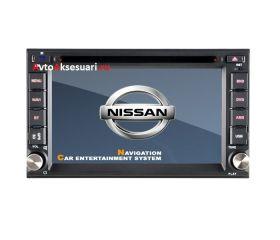 Штатная магнитола для Nissan X-Trail