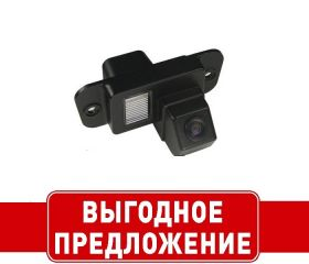 Камера заднего вида для SsangYong Actyon 2006-2010