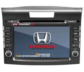 Штатная магнитола для Honda CRV 2012