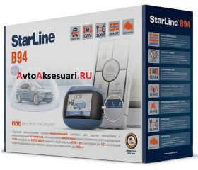 Автосигнализация StarLine B94 GSM-GPS